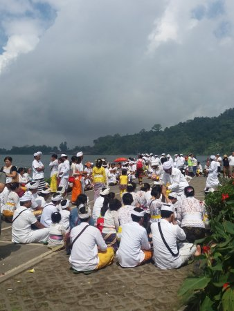 Tabanan, Indonesia: cerimonia