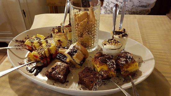 L'Osteria Vecia: Degustazione dolci per 2