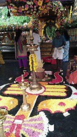 Alappuzha, India: Padanilam Parabrahma Temple