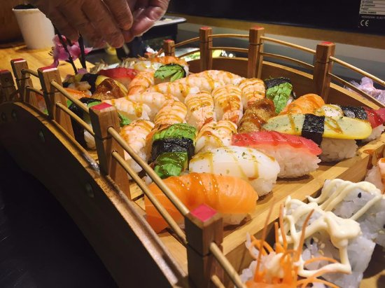 Asian Hamn: Sumo Sushi