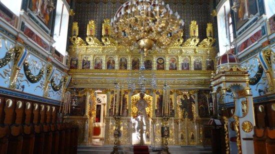 Zakynthos, Greece: Oltář