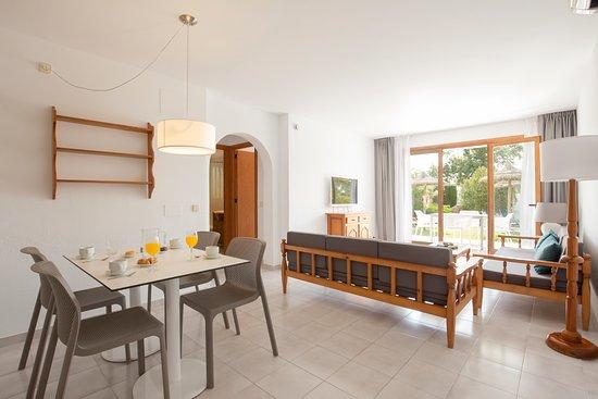 Apartments Las Velas: Salón