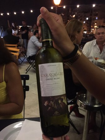 Gululu Restaurant: Vino maltese