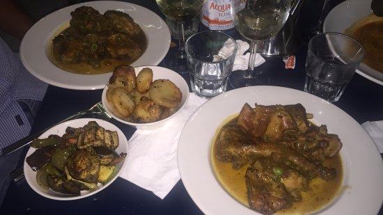 Gululu Restaurant: Fenek