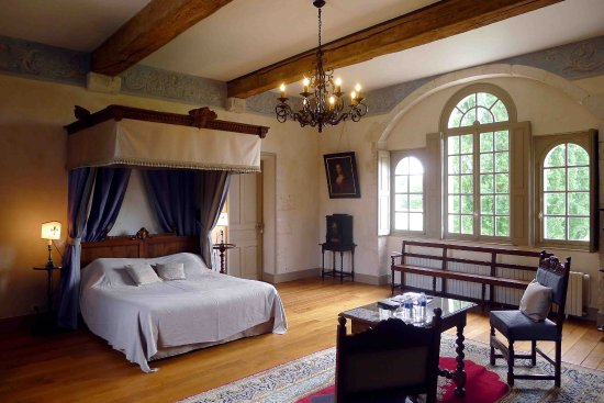 Radepont, France: Chambre du Roi