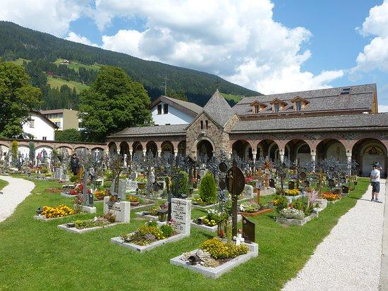 Cimitero della Parrocchia di San Candido