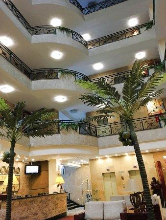 Wassamar Hotel: Great Lobby