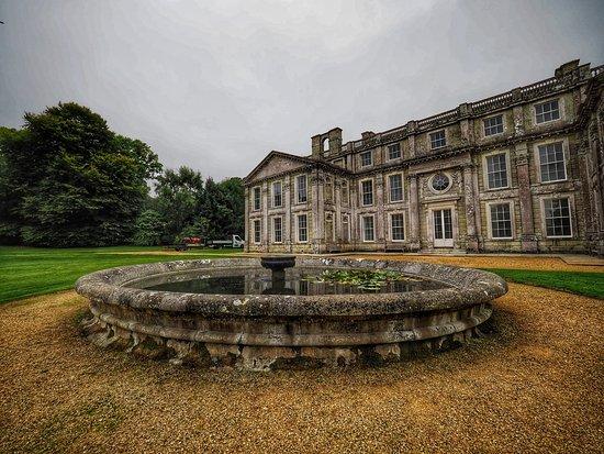 Wroxall, UK: Appuldurcombe House