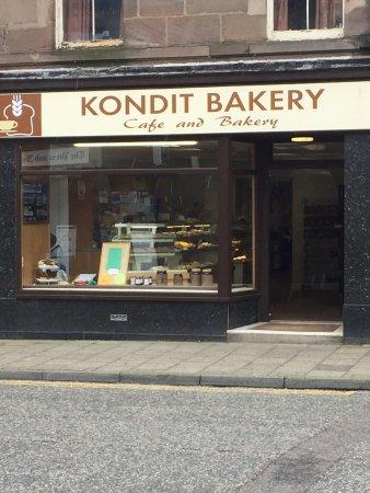 Kondit Bakery & Tea Room