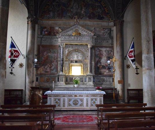 Chiesa di Santa Maria in Portico a Fontegiusta