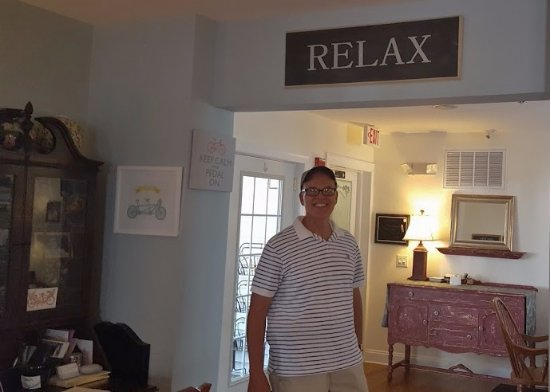 Belmar, Νιού Τζέρσεϊ: Relax says it all!