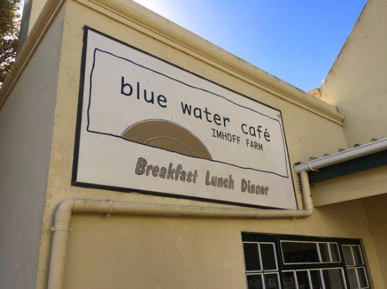 Kommetjie, Южная Африка: Entrance sign