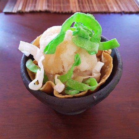 3 Nagas Restaurant: BeerLao ice cream