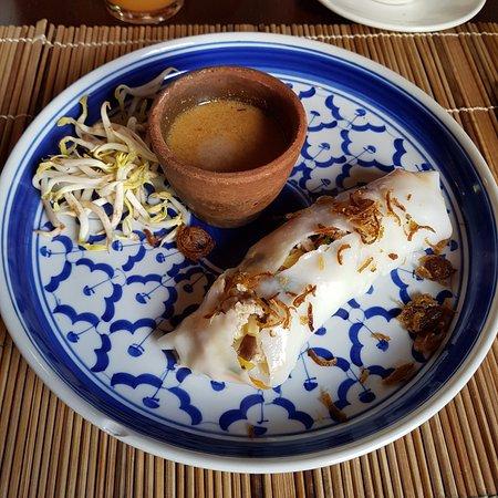 3 Nagas Restaurant: Nam Khao