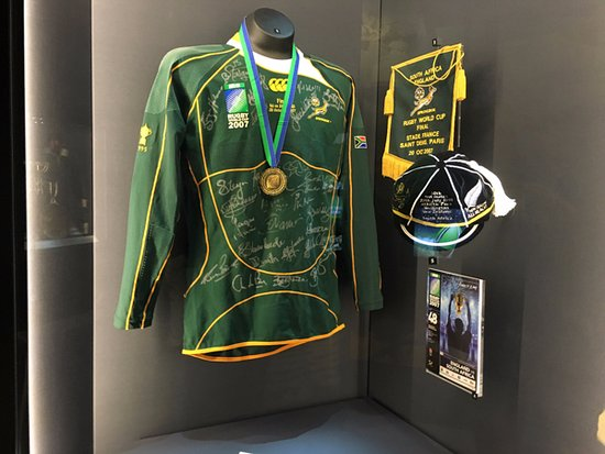 ‪The Springbok Experience Rugby Museum‬