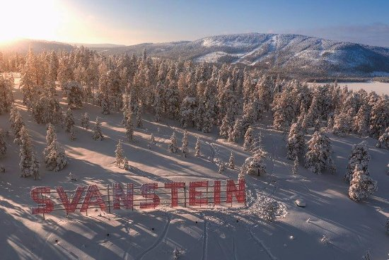 Overtornea, السويد: Svanstein Ski
