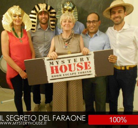 room escape torino festa compleanno   Picture of Mystery House