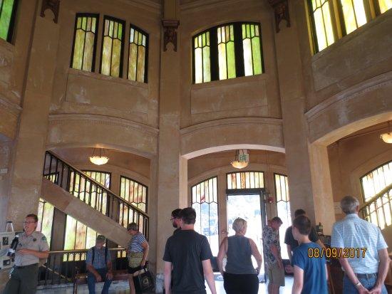 Vista House : Interior