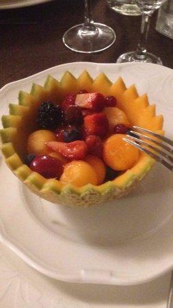 Al Capriccio : Frutta