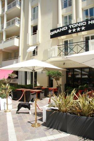 Grand Tonic Hotel Biarritz Photo