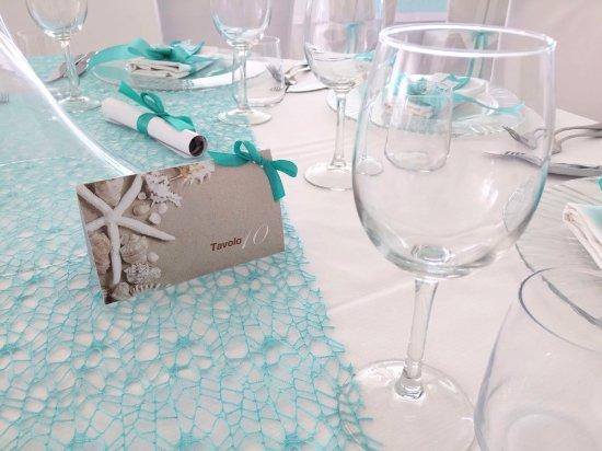 Matrimonio Tema Mare : Matrimonio tema mare picture of ristorante il soffione bacoli
