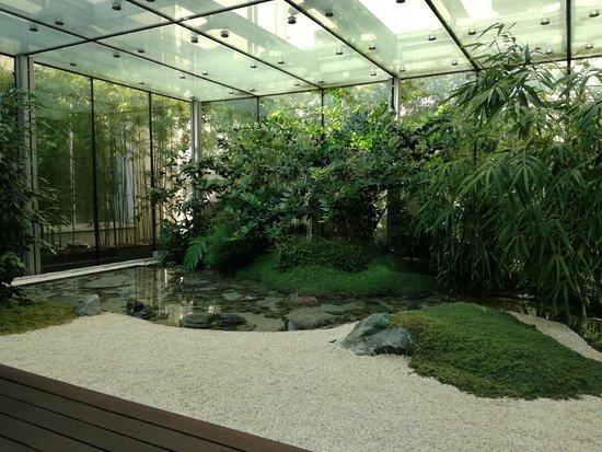 Giardino zen foto di mao museo darte orientale torino