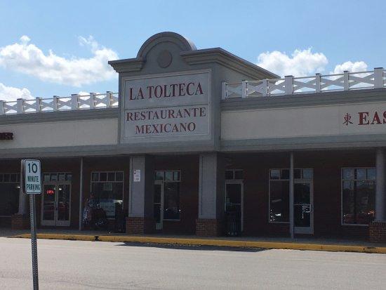 La Plata, MD: restaurant front