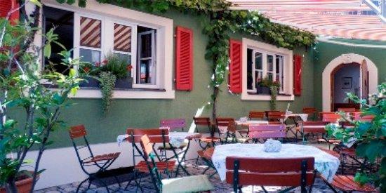 Schwab's Restaurant: Weingärtchen