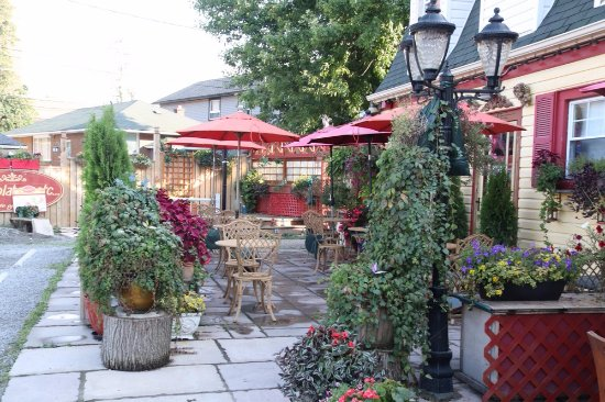 Chocolates Etc - Always The Best: The patio