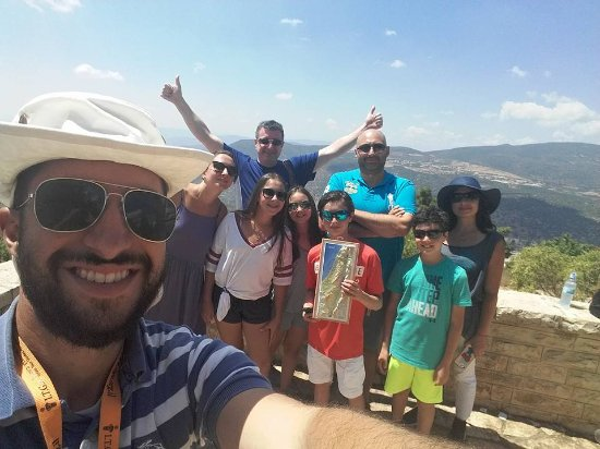 Avi Abrams Israel Tours
