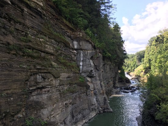 Picture of letchworth state park castile - Letchworth state park swimming pool ...