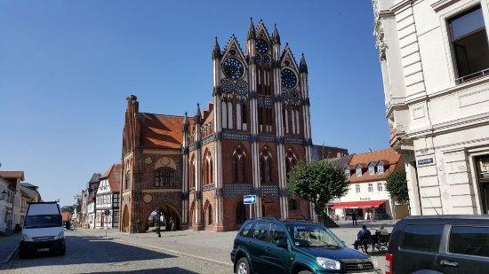 Tangermuende, Alemania: Grete Minde Denkmal