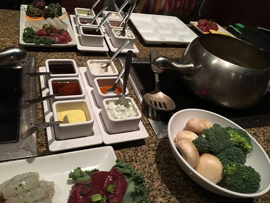 Melting Pot Restaurant Rochester New York