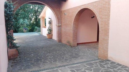Collazzone, อิตาลี: esterno appartamenti