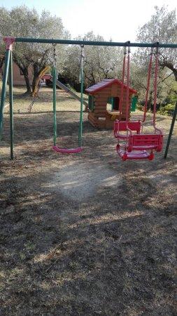 Collazzone, อิตาลี: parco giochi