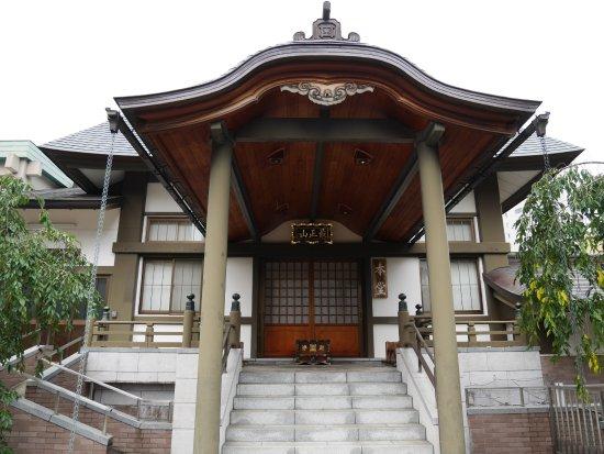 Kakurin-ji Temple (Seishoko): お寺のお堂