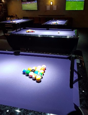 american pool table open for play picture of sports bar grill rh tripadvisor co uk