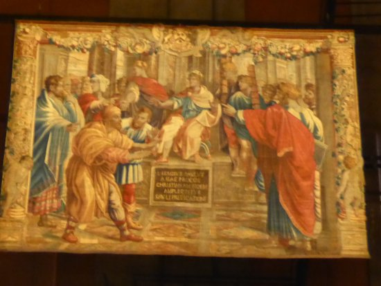 Cathedral Church of Saint John the Divine : Tapestry