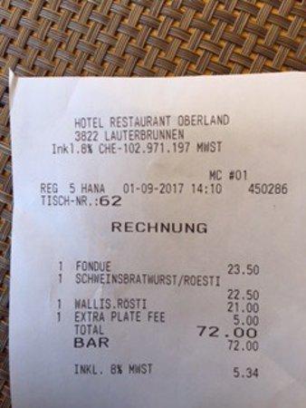 Hotel Oberland Restaurant : photo0.jpg