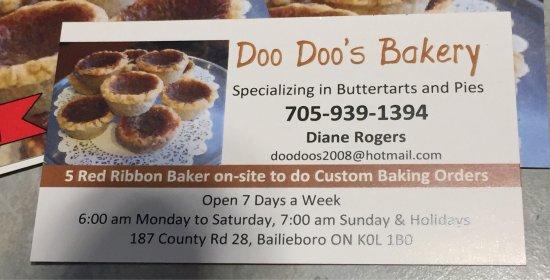 Bailieboro, Kanada: Doo Doo's