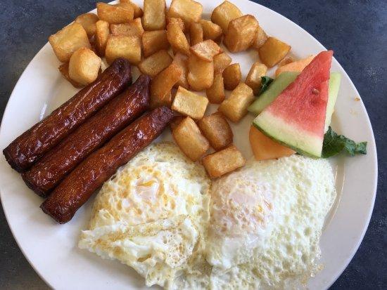 Belmont, Canada: Breakfast yummy