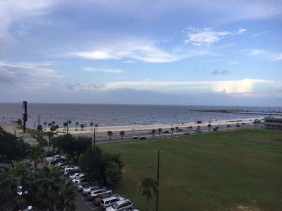 Treasure Bay Casino: Nice Gulf View