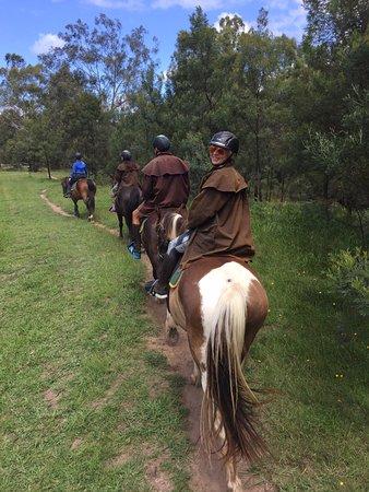 Emirates One&Only Wolgan Valley: Horseback riding