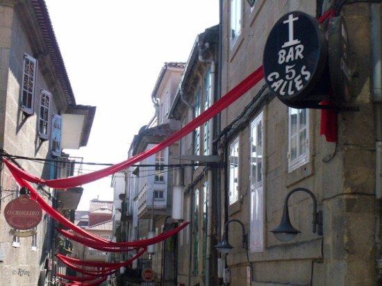 Provincia de Pontevedra, España: Cartel