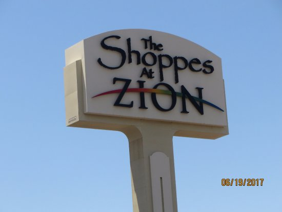 The Outlets at Zion: Make a Stop here to Shop at the Shoppes at Zion