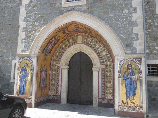 Pedoulas, Chipre: Ворота