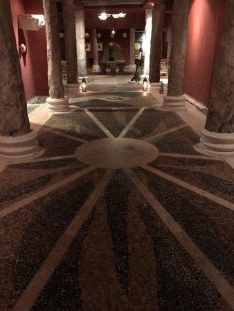 Zoetry Paraiso de La Bonita: Lobby by candlelight