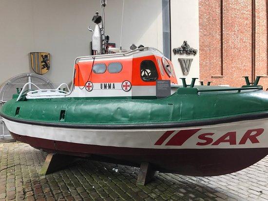 International Maritime Museum: Museum