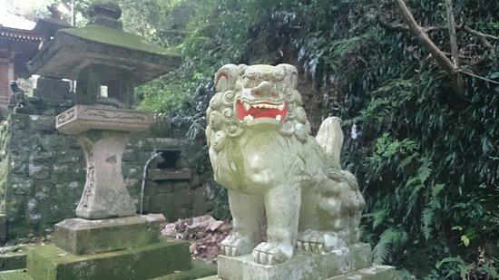 Hachimangukinomiya Shrine