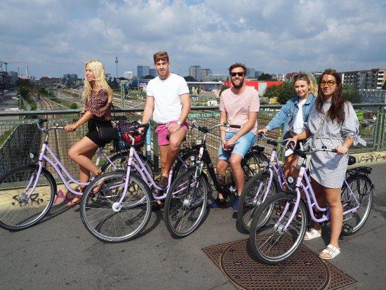 Lila Bike Fahrradverleih